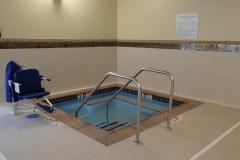 Sankey Pools (JSAquatics)  - indoor spa